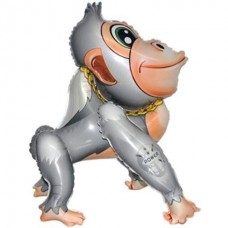 Pērtiķis Gorilla, Staigaiošs, (58 cm)