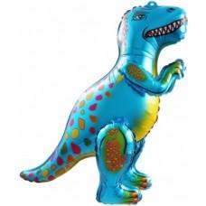 Dinozaurs Allosaurus, Zils, Staigaiošs, ( 64 cm)