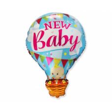Balona mazulis, Zils, (90 cm)