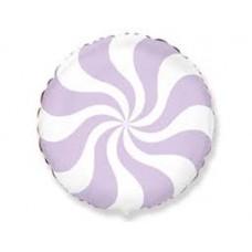 Aplis, Balta-violet, (46 cm)