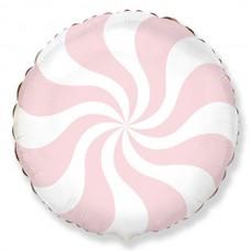 Aplis, Balta gaiša rozā, (46 cm)