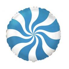 Aplis, Balta gaiša zila, (46 cm)