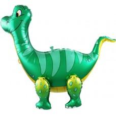 Brahiosaurus, Zaļš, Staigaiošs, (64 cm)