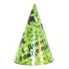 Papīra cepures, Mainkraft, (6 gb)