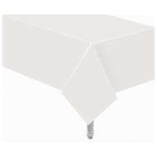 Papīra galdauts, Balts, (132Х183 cm)