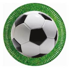 Šķīvīši, Futbols, 8 gb, (23 cm)
