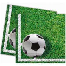 Salvetes Futbols, 20 gb, (33 cm)