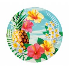 Šķīvīši, Paradise, 6 gb, (23 cm)