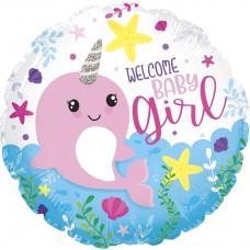 Aplis, Welcome Baby Girl, (46 cm)
