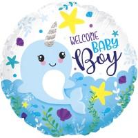 Aplis, Welcome Baby Boy, (46 cm)