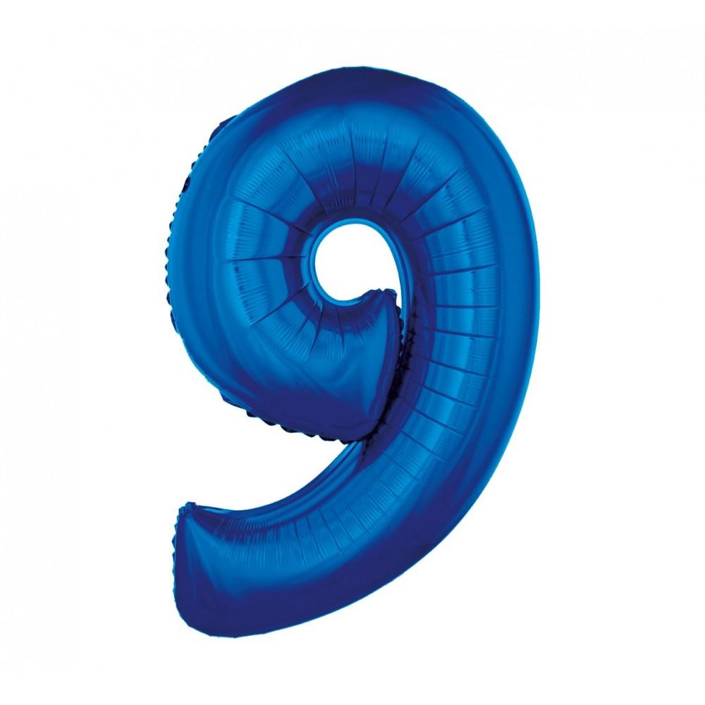 Cipars 9, Zils, (92 cm)