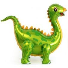 Dinozaurs Stegosaurus, Zalš, Staigāiošs, (99 cm)
