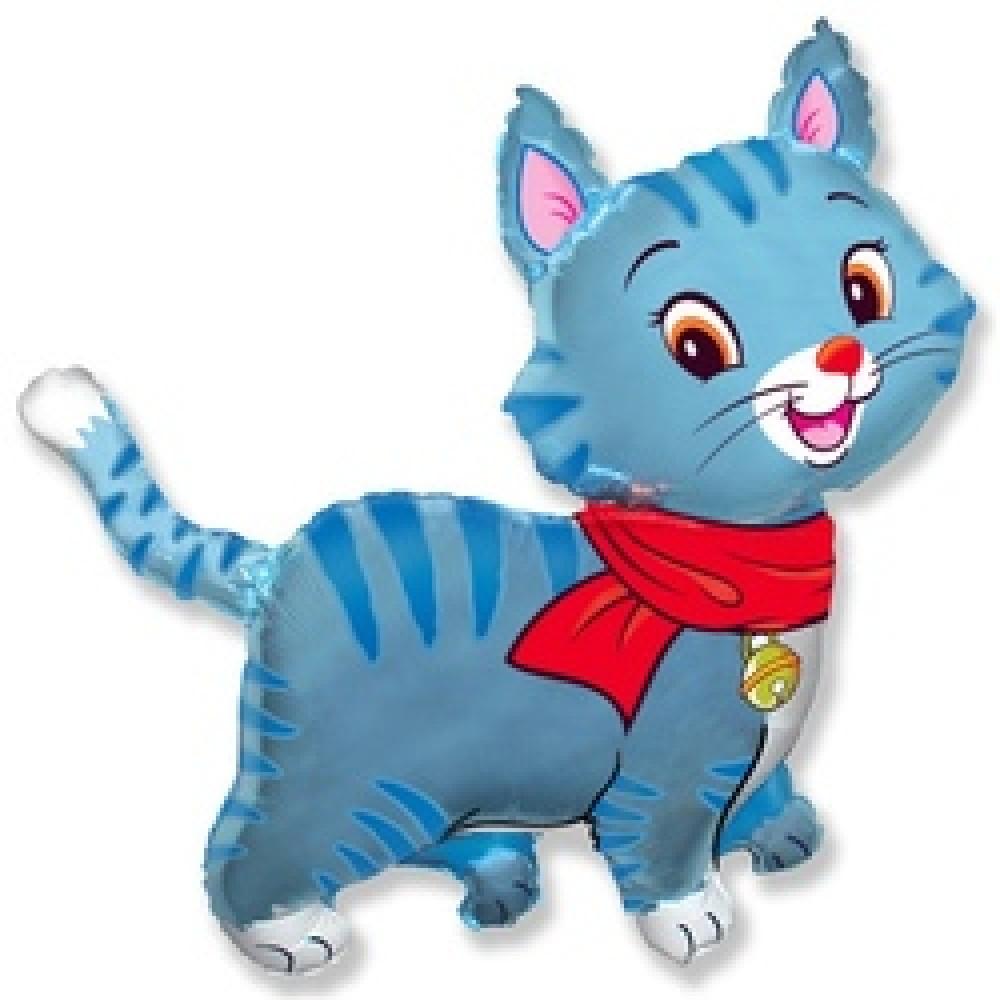 Zilais kaķis, (83 cm)