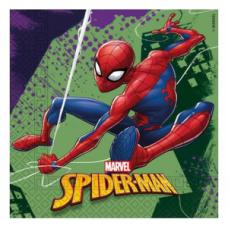 Salvetes, Spider-Man, 20 gb, (33 cm)