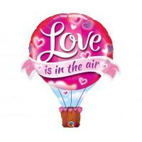 Gaisa balons mīlestiba, (107 cm)