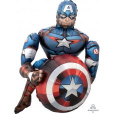 Atriebēji, Kapteinis Amerika, Staigāiošs, (99 cm)