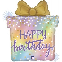 Dāvana, Happy Birthday, (69 cm)