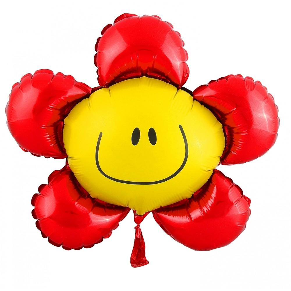Sarkans zieds, (104 cm)