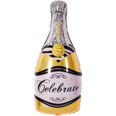 Pudeli šampanieša, Zelts, (99 см)