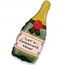 Šampanieša pudele, (84 cm)