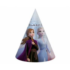 Papīra cepures, Frozen 2, (6 gb)