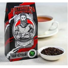 Melna tēja, Īstam vīrietim, ar timiānu, Krievu val, (50 g.)