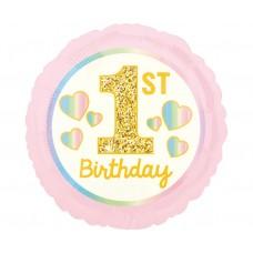 1-st birthday, ( 46 cm)