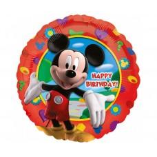 Mickey Mouse, Happy Birthday, (43 cm)