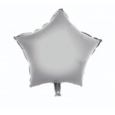 Zvaigzne, Sudrabs, (46 cm)