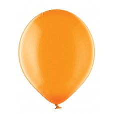 Lateksa balons, Crystal Orange, (30 cm)