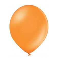 Lateksa balons, Metallic Bright Orange, (30 cm)