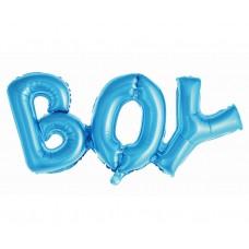 Balonu virtene Boy, (71 cm)