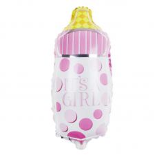 Pudelīte mazulim, Rozā, (74 cm)