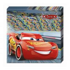Salvetes Cars, 20 gb, (33 cm)