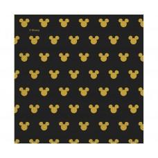 Salvetes MICKEY Gold, 20 gb, (33 cm)