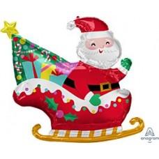 Santa ar eglite, (76 cm)