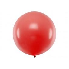 Lateksa balons, Sarkans, (1 м)