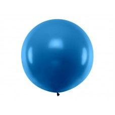 Lateksa balons, Pastel Navy Blue, (1 м)