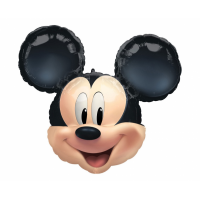 Mickey Mouse, Melns, (63 cm)