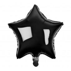 Zvaigzne, Melns, (46 cm)