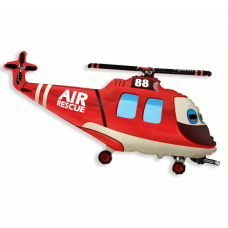 Helikopters Glābējs, Sarkans, (61 cm)