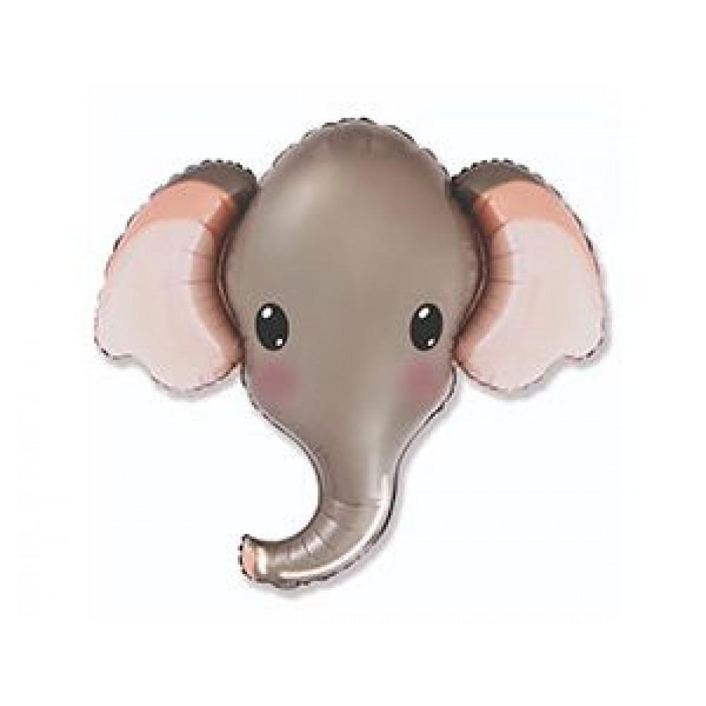 Ziloņa galva, (65 cm)